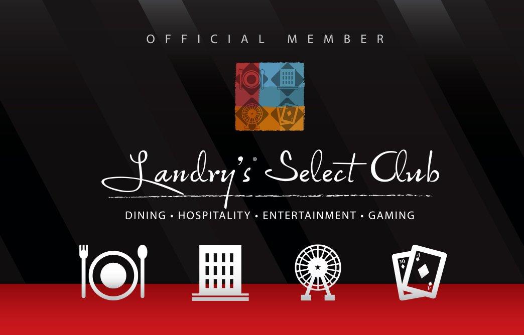 My Back Pocket ADR –  Landry's Select Club