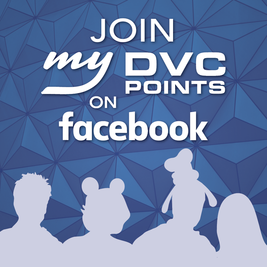 My DVC Points | An Awesome Community of Disney Vacation Club