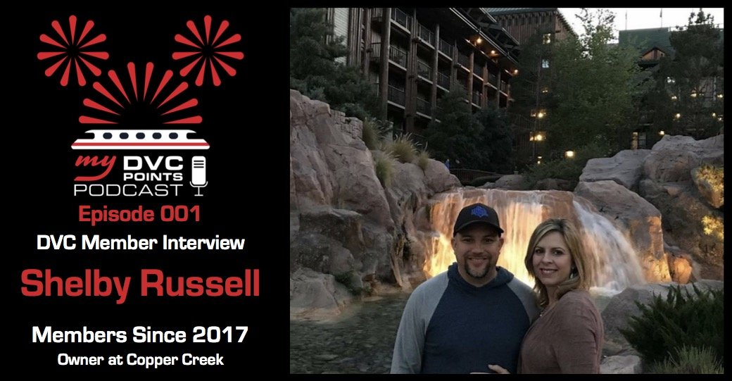 001 DVC Member Interview Shelby Russell Owner at CCV