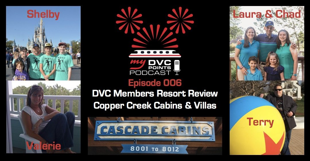 006 Member Resort Review Copper Creek Cabins and Villa's at Disney's Wilderness Lodge – Part 1