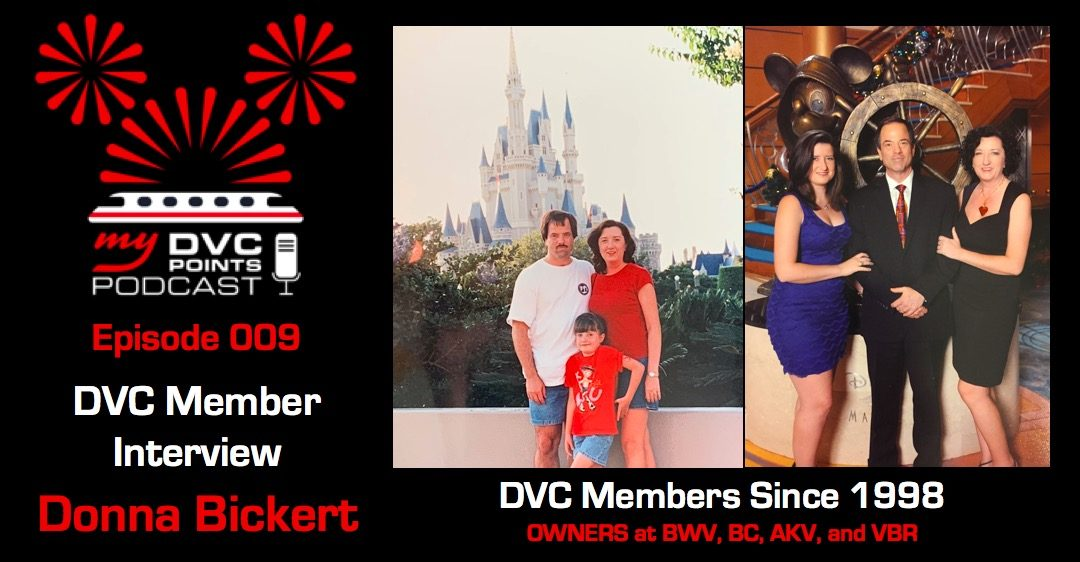 009 DVC Member Interview Donna Bickert Original Owner at Boardwalk Villas