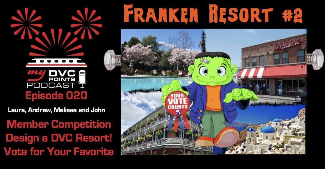 020 FrankenResort 2  Member Competition Armchair Imagineering New Resorts