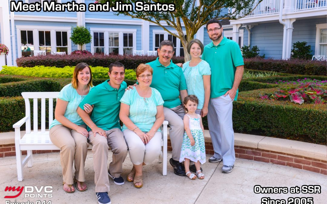 044 Meet Jim & Martha Santos – Owners at Saratoga Springs Resort Since 2005