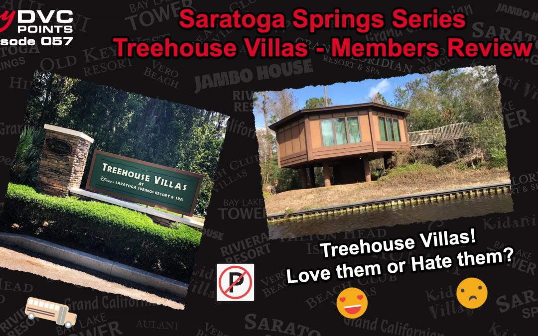 057 Treehouse Villas Review at Saratoga Springs Resort