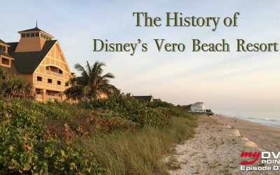 078 History of Disney's Vero Beach Resort