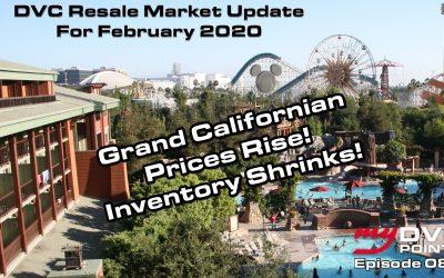 080 DVC Resale Market Update for Feb 2020