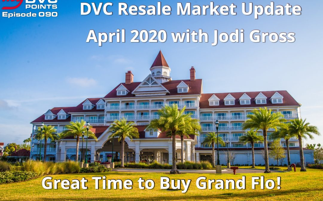 090 April 2020 DVC Resale Market Update and Analysis!