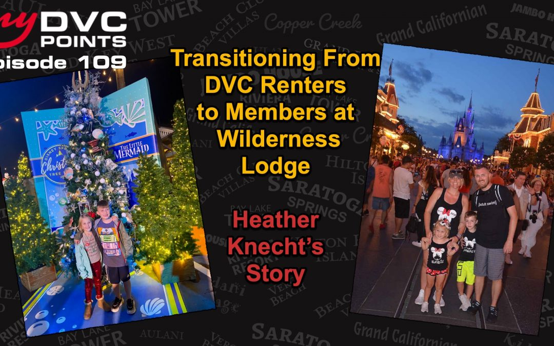 109 Becoming Member After Staying at Wilderness Lodge