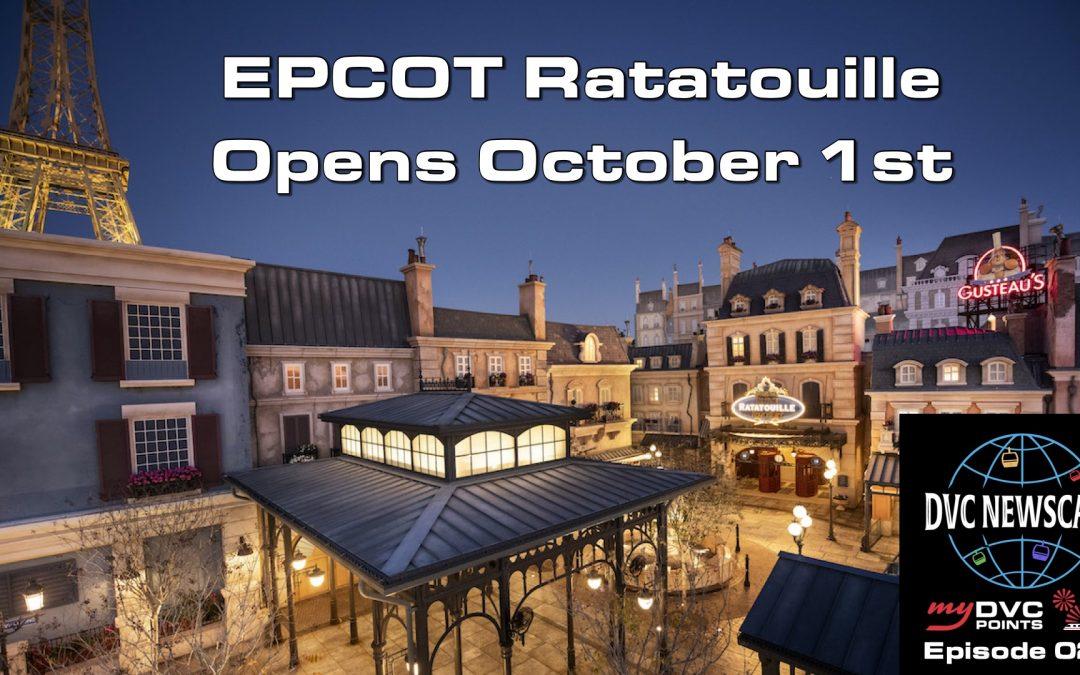 N029 Ratatouille Adventure Opening Date & Shareholder Meeting Recap