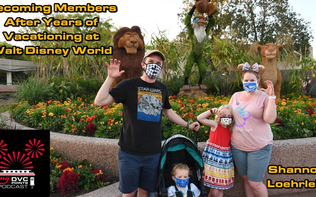 150 Becoming Members After Years of Vacationing at Walt Disney World