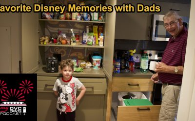 Celebrating Father's Day 2021 – Favorite Disney Memories DVC Dads