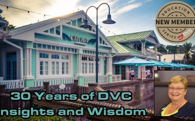 30 Years of DVC Insights and Wisdom with Sue Saunders, Member Since 1991