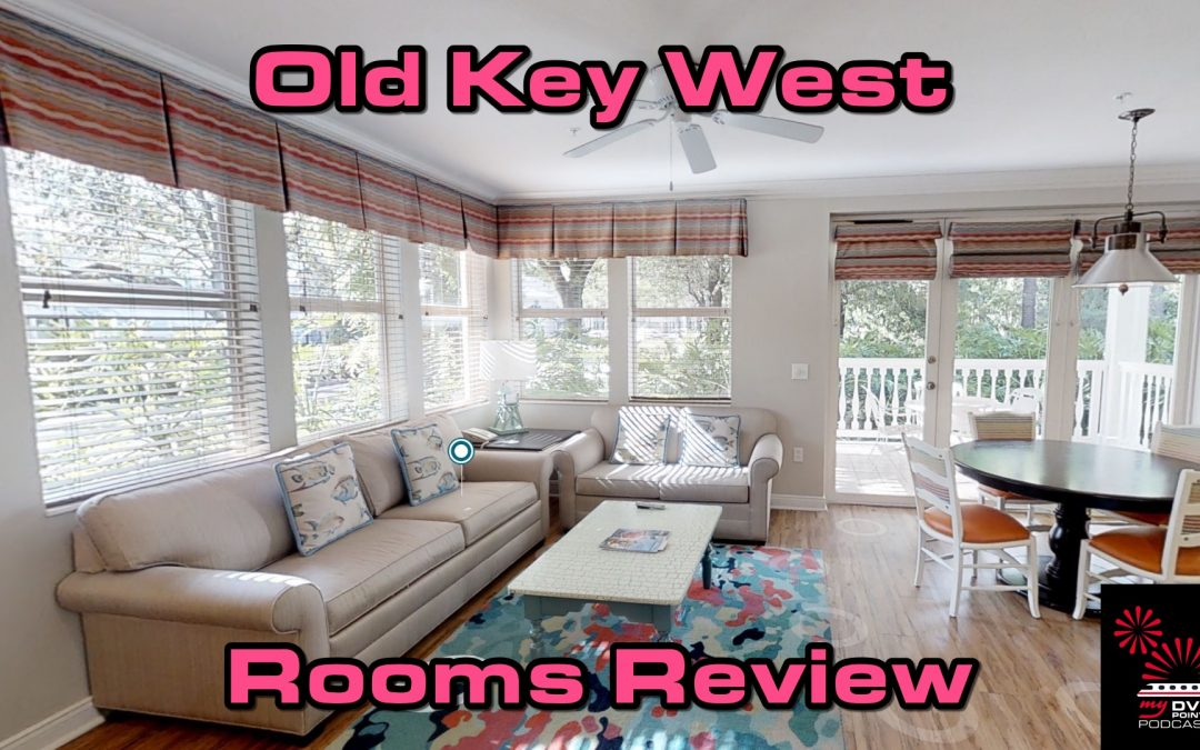 Everything You Need to Know About Room's at Disney's Old Key West Resort